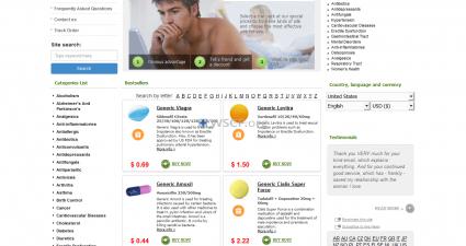17Pharmacy.com International Drugstore