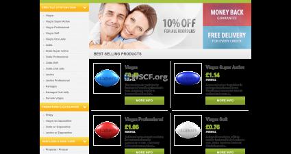 365Pills.mobi Website Drugstore
