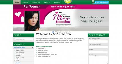 A2Zepharma.com Online Pharmacy