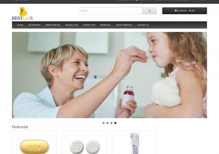 Bestliferx.net My Generic Drugstore