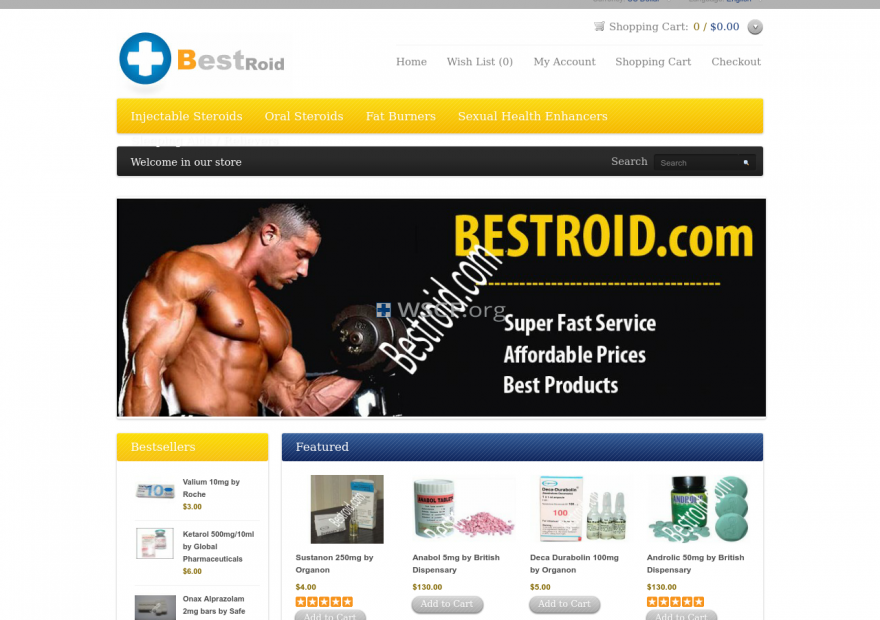 Bestroid.net Affordable Medications