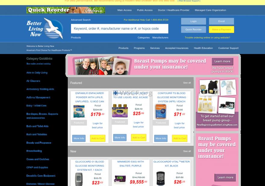 Betterlivingnow.com Order Prescription Drugs Online With No Prescription