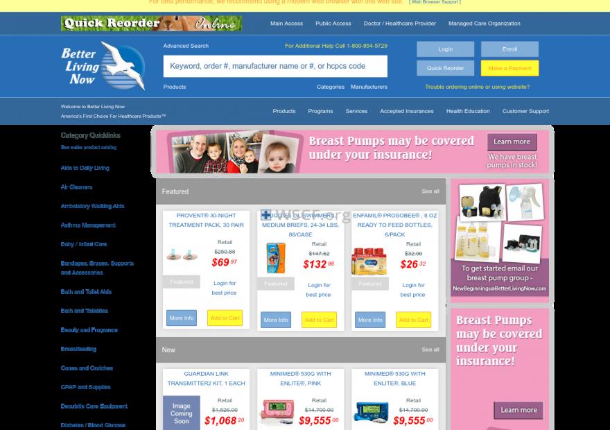 Betterlivingnow.net Best Online Pharmacy in U.K.