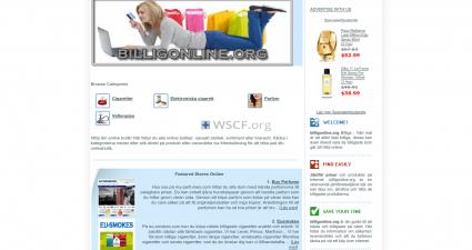 Billigonline.org Big Choice Generic Drugs