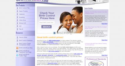 Birthcontrolbuzz.com Lowest Price World Wide