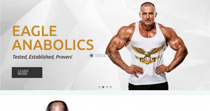 Eagleanabolics.net Confidential Internet DrugStore.