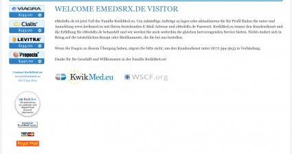 Emedsrx.de Drugs Online