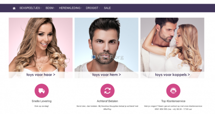 Erosupplies.nl Overseas On-Line Pharmacy