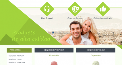 Espanafarmacia.net My Generic Pharmacy