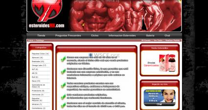 Esteroides-Mx.com Internet DrugStore