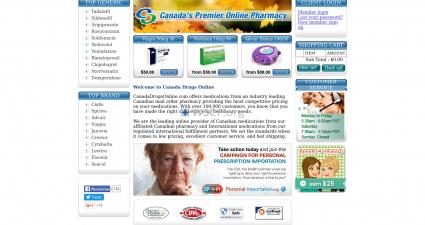 Farmaciacanada.com Overseas On-Line Pharmacy