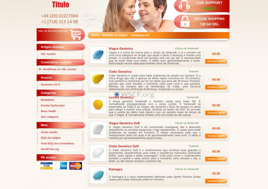 Farmaciagenerico.net No Doctor Visits