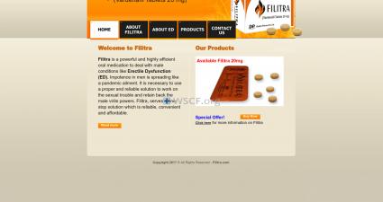 Filitra.com Overseas Discount Drugstore