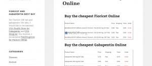 Fioricetprescription.net SPECIAL OFFER