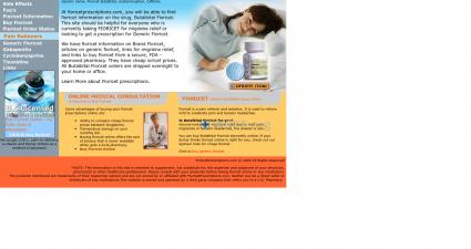 Fioricetprescriptions.com No Doctor Visits