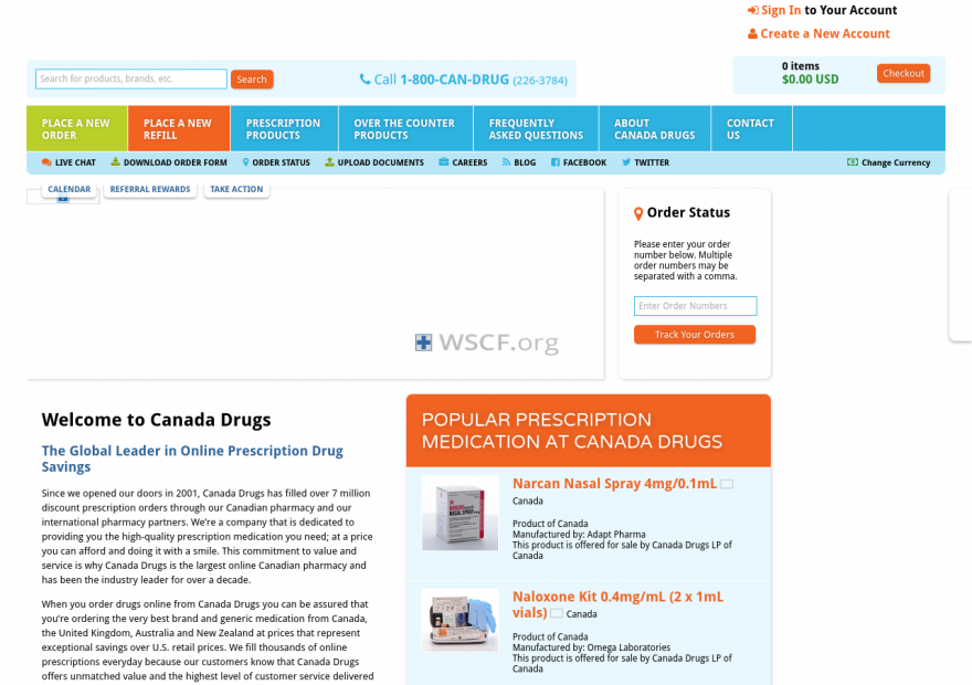 Foreign-Drugs.com My Generic Drugstore