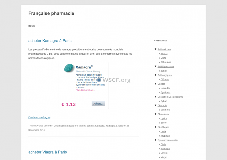 Frpharmacie.net Reliable and affordable medications