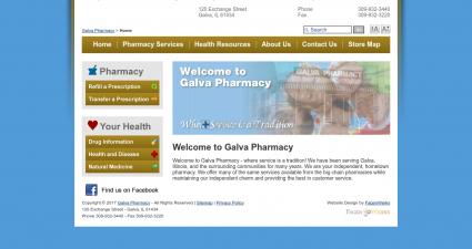 Galvapharmacy.com Internet DrugStore