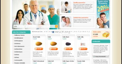 Generic-Cialisonline.com Online Offshore Drugstore