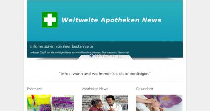 Generic-Pharmacy.de Internet Pharmacy
