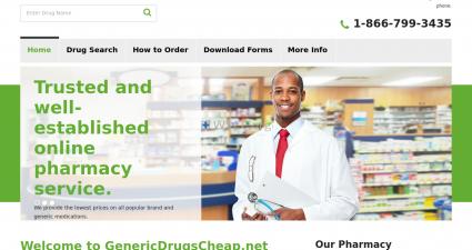 Genericdrugscheap.net My Generic Drugstore