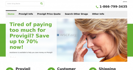 Genericmodafinil.com All time On-line Support