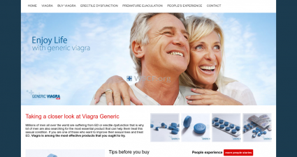 Genericviagra.org Coupons Codes