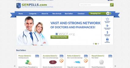 Genpills.com SPECIAL DISCOUNT