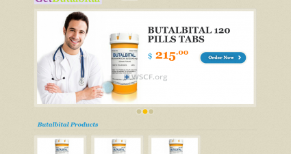 Getbutalbital.com Reliable Medications