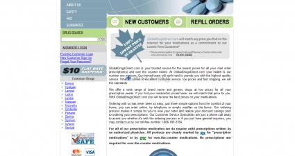 Globaldrugsdirect.com Mail-Order Pharmacies
