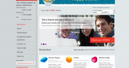 Healthreorder.com Overseas Internet Drugstore