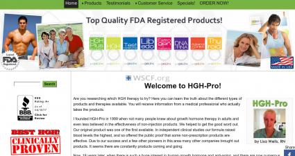Hgh-Pro.com Best Online Pharmacy in U.K.