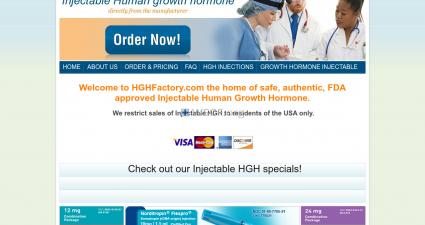 Hghfactory.com SPECIAL DISCOUNT