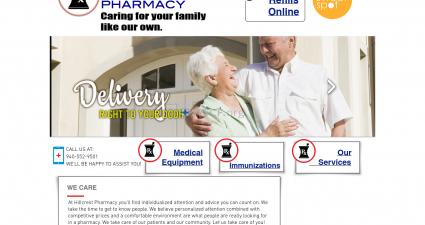 Hillcrestpharmacy.net Overseas Discount Pharmacy