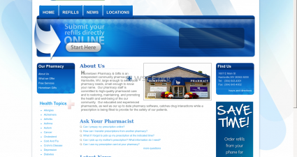 Hometownrx.net Brand And Generic Drugs