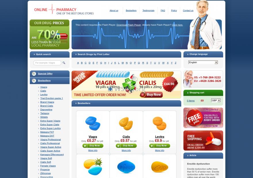 Hqpills.net Big Choice Generic Drugs