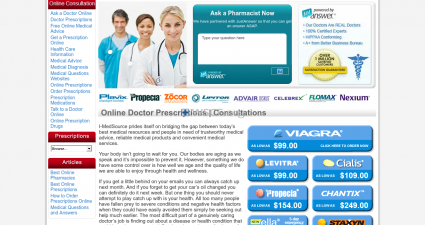 I-Medsource.com Overseas On-Line Drugstore