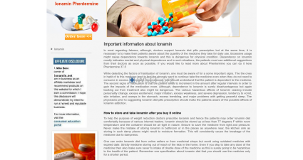 Ionamin.net Pharmaceutical Shop