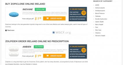 Irelandpills.com Reliable Medications
