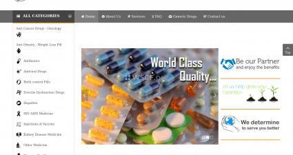 Oddwayinternational.com Great Web Pharmacy