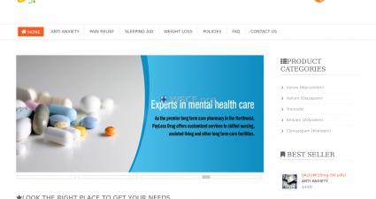 Onlinecheaptramadol.com International Drugstore