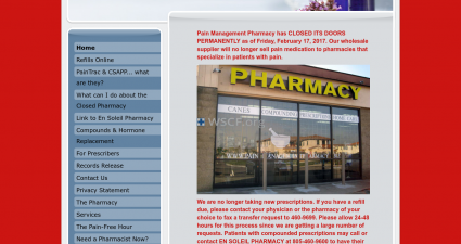 Painmanagementpharmacy.biz Special Offer And Discounts