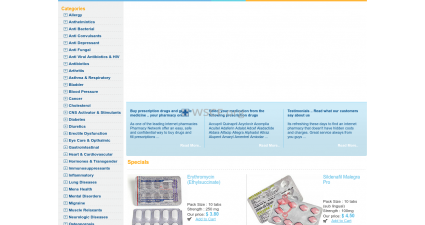 Pharmacy-Network.com Special Offer And Discounts