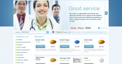Pharmacymarketonline.com #1 Drugstore