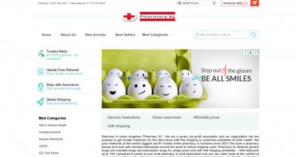 Pharmacyxl.net Drugs Online