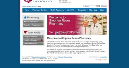 Resespharmacy.com Drug Store
