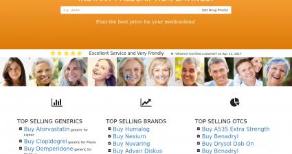 Rfdrugstore.net Web's Pharmacy