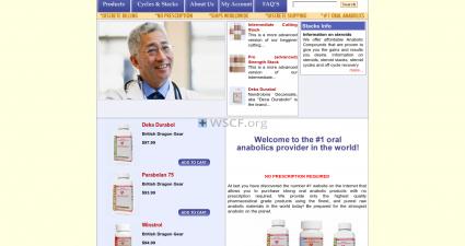 Roid-Shop.com Reliable Medications
