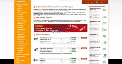 Roid4Sale.net Overseas On-Line Pharmacy