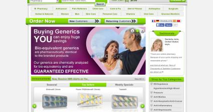 Safship.com Mail-Order Pharmacy